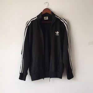Adidas track suit jacket